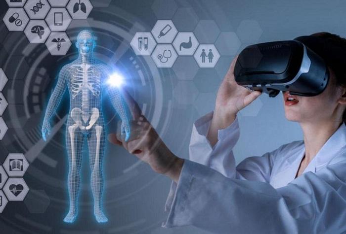 Пять применений виртуальной реальности в медицине